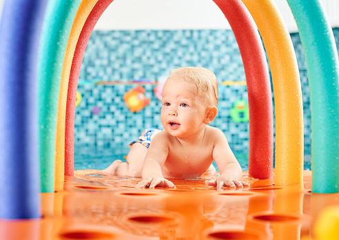 tapis eveil à eau